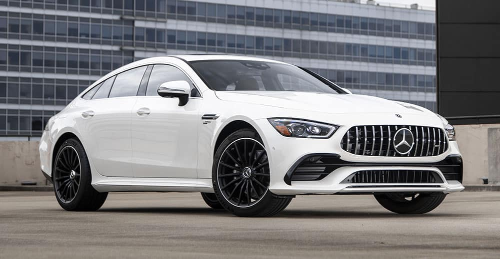 2021 AMG® GT 43 Coupe 4MATIC® Lease