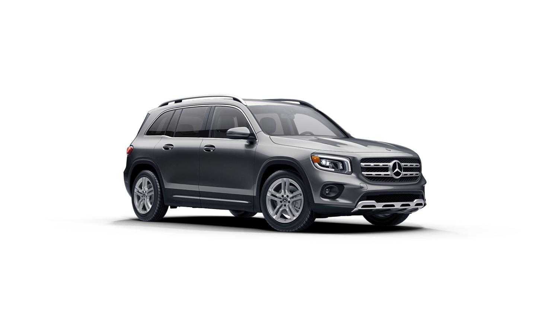 Mercedes-Benz GLB Mountain Grey Metallic