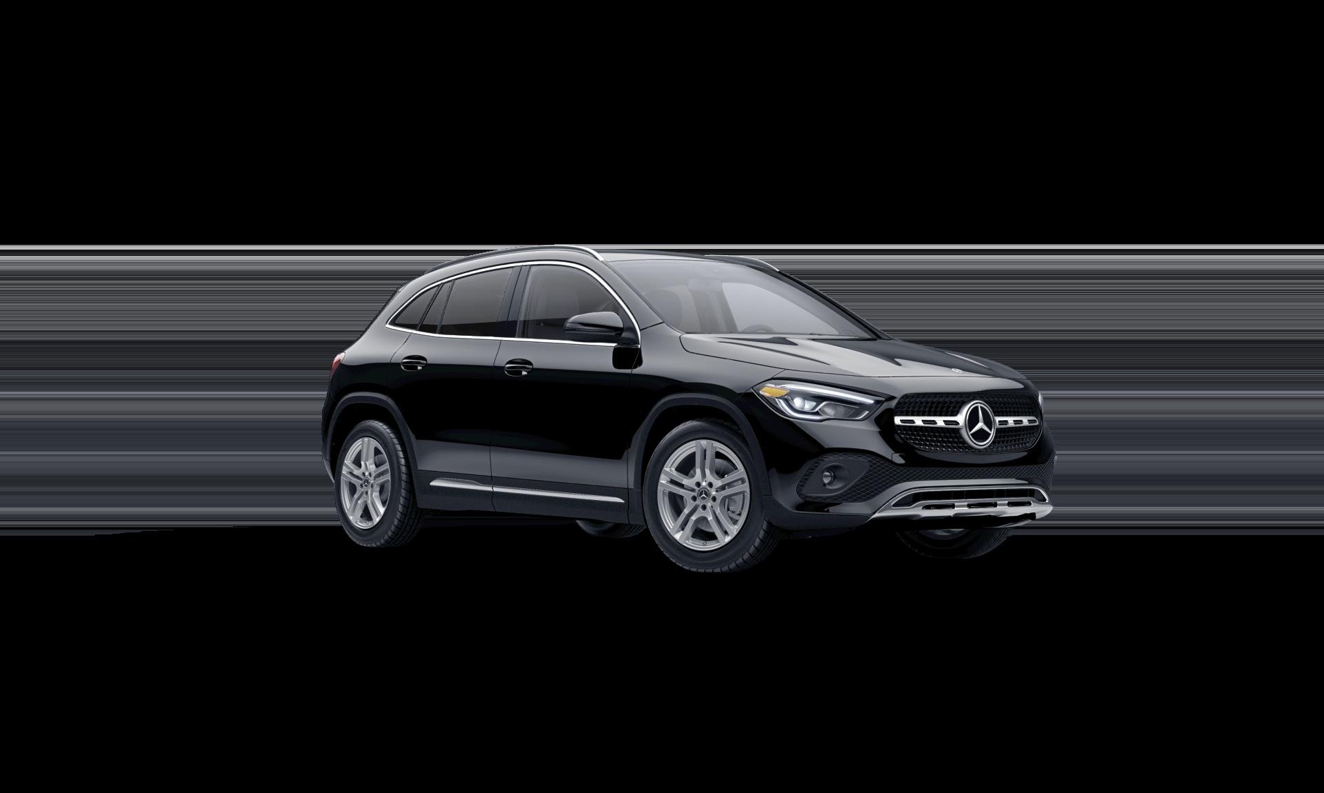 Mercedes-Benz GLA Night Black