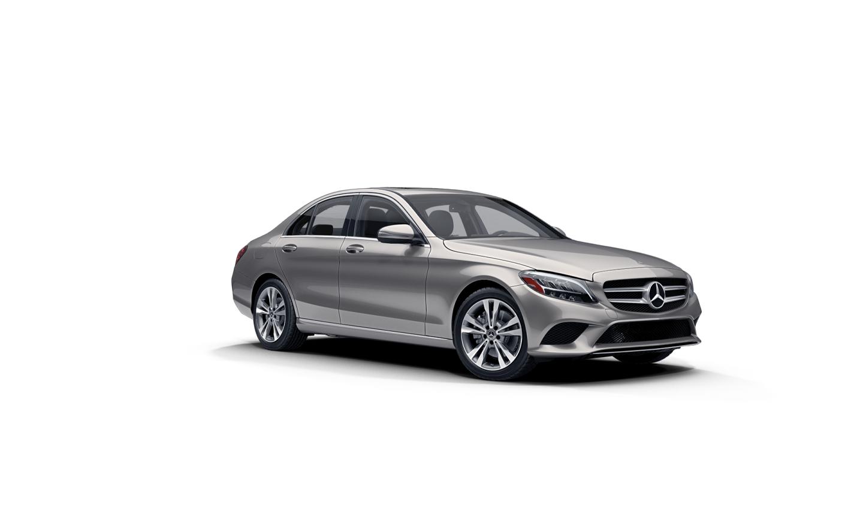 Mercedes-Benz C-Class Sedan Mojave Silver Metallic