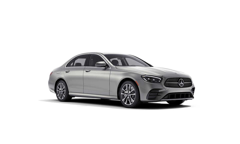 Mercedes-Benz E-Class Mojave Silver Metallic