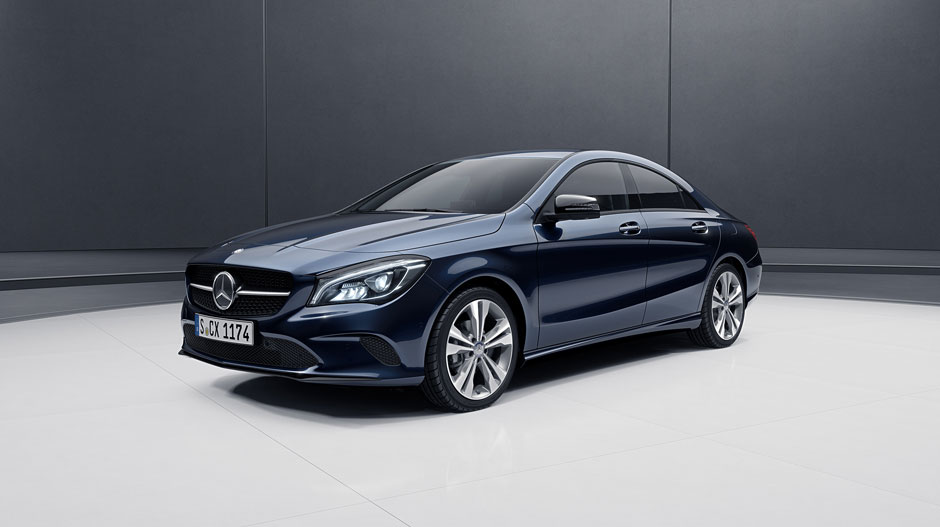 take a ride in the sporty 2018 mercedes benz cla coupe. Cars Review. Best American Auto & Cars Review