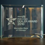 MB Edmunds 5 Star Dealer Award