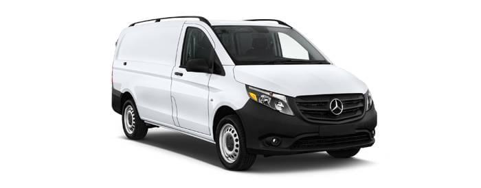 2016 Metris Cargo Van