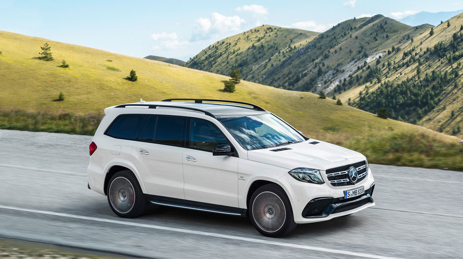 Learn about the mercedes benz gls lineup mercedes benz for Mercedes benz chicago dealers
