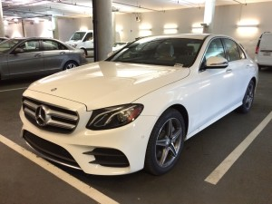 The ALL NEW 2017 E Class