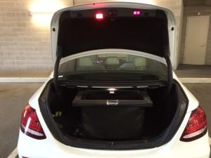 White E300 Trunk