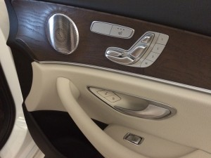 White E300 Interior Door