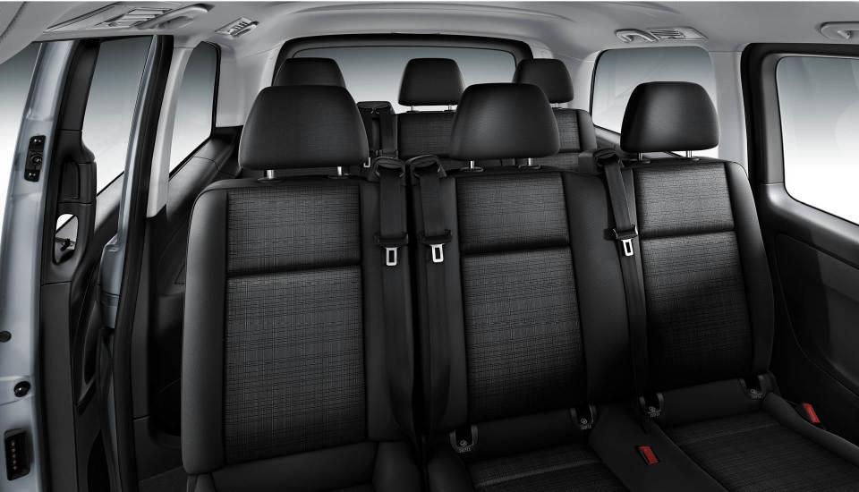 Mb Metris Gallery Passenger Van Interior Seating Mercedes Benz Of
