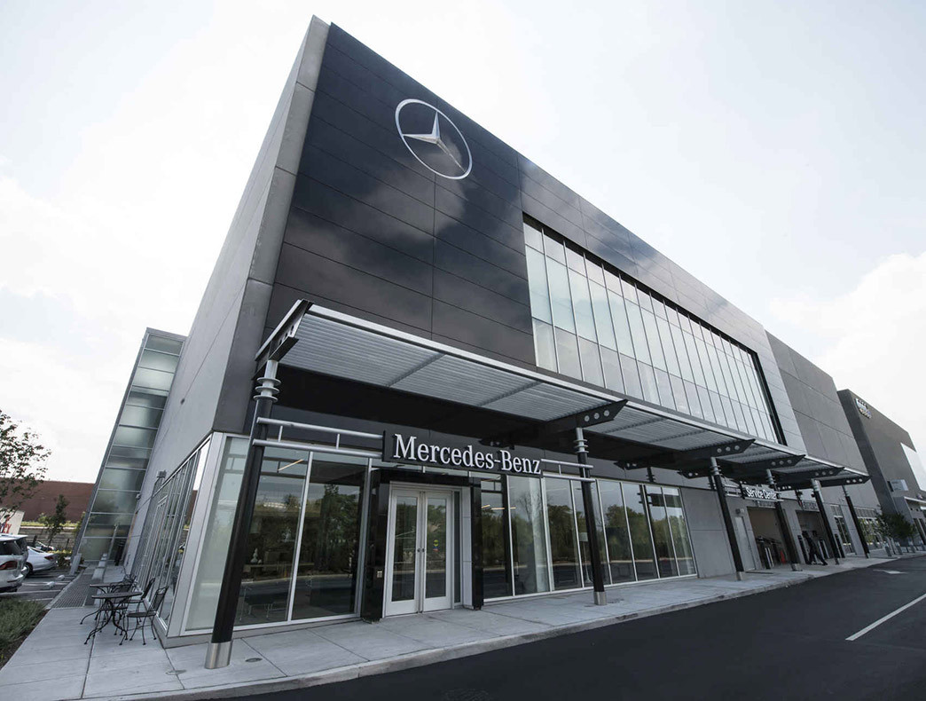 Mb chicago service mercedes benz of chicago for Mercedes benz parts chicago