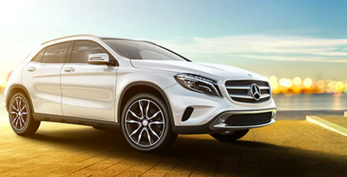 2017 GLA 250 4MATIC<sup>®</sup>