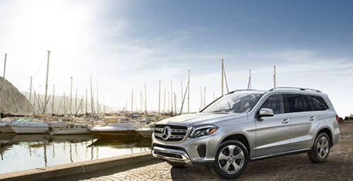 2017 GLS 450 4MATIC<sup>®</sup>