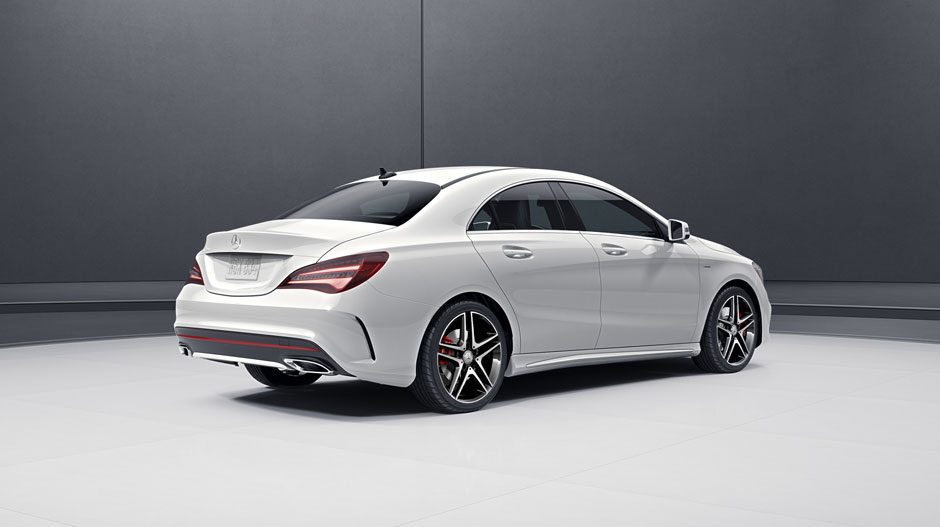 Test Drive the 2018 MercedesBenz CLA 250 Coupe in Chicago IL