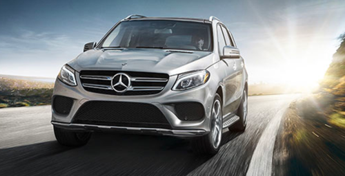 2017 GLE 350 4MATIC<sup>®</sup>