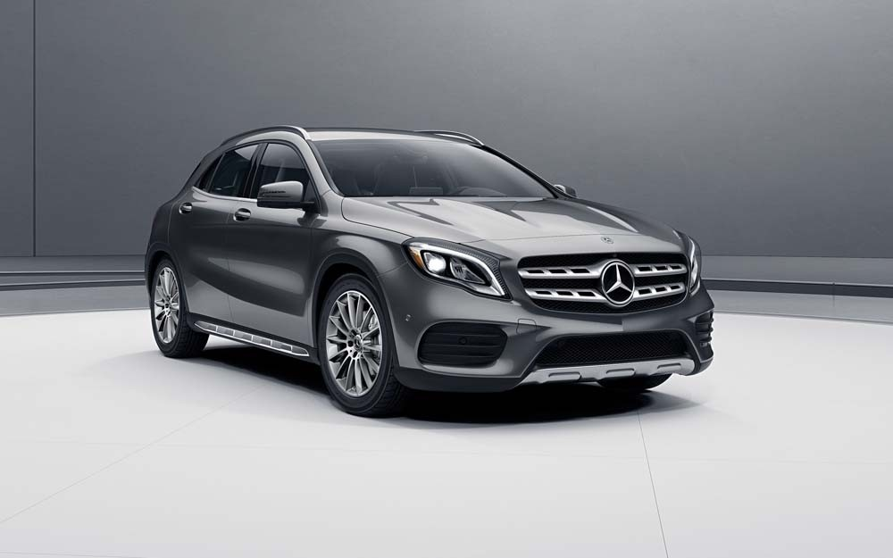 2018 GLA 250 High Tech