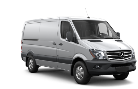 All Commercial Metris and Sprinter Vans