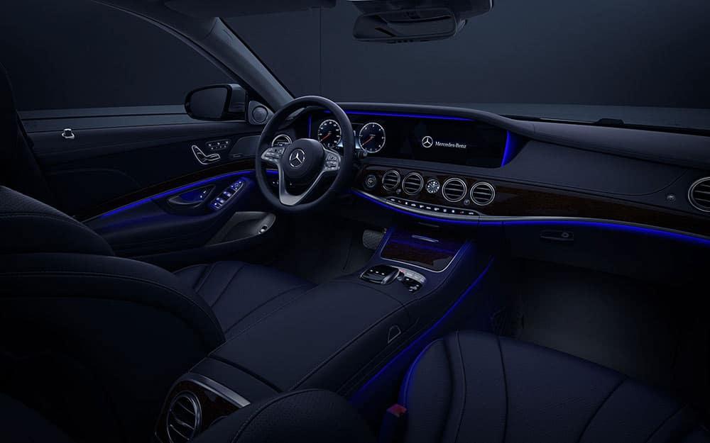 S 450 Lighting
