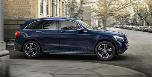 2017 GLC 300 4MATIC<sup>®</sup> SUV