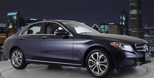 2016 C 300 4MATIC<sup>®</sup> Sport Sedan