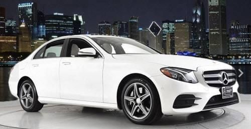 Certified Pre-Owned 2017 E 300 4MATIC<sup>®</sup> Sport Sedan