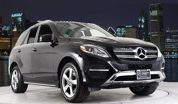 Retired Courtesy 2019 GLE 400 4MATIC<sup>®</sup> SUV