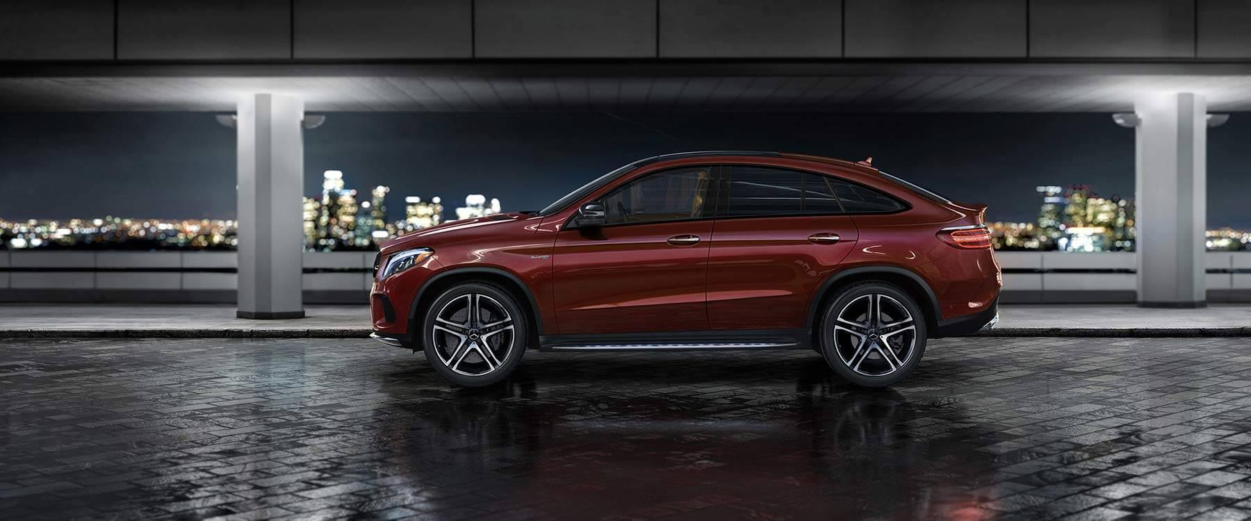 The 2017 mercedes benz amg gle 43 is a race inspired coupe for Mercedes benz chicago
