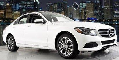 Certified Pre-Owned 2017 C 300 4MATIC<sup>®</sup> Sport Sedan