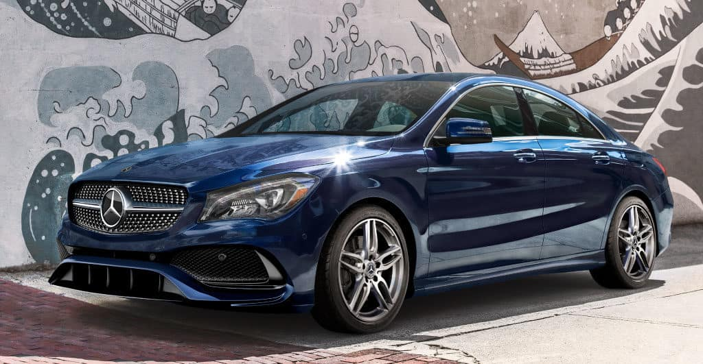 2019 CLA 250 Coupe 4MATIC<sup>&reg;</sup>