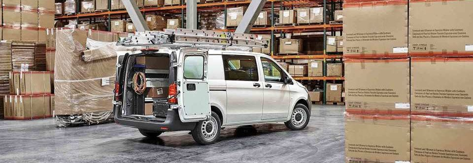 The Mercedes-Benz Sprinter: Service A and B Intervals