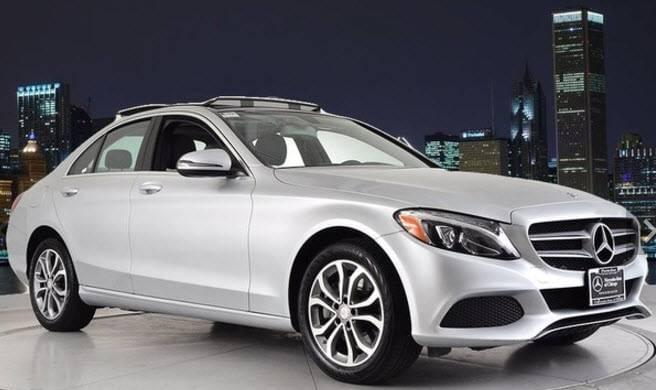 Special Financing for 2014, 2015, 2016 Certified Pre-Owned Mercedes-Benz C Class