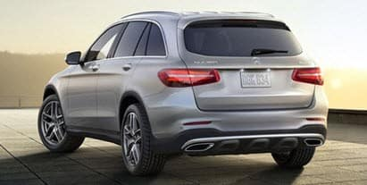 2018 GLC 300 4MATIC<sup>®</sup> SUV