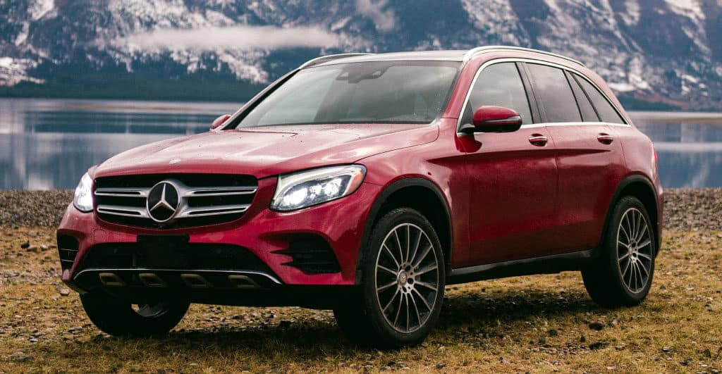 2018 GLC 300 4MATIC<sup>&reg;</sup> SUV