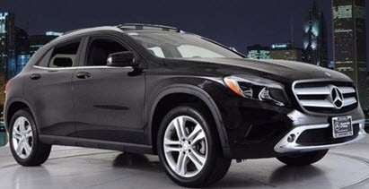 Nearly New 2017 GLA 250 4MATIC<sup>®</sup> SUV