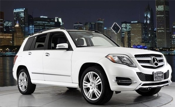 Special Financing for 2014 & 2015 Certified Pre-Owned Mercedes-Benz GLK
