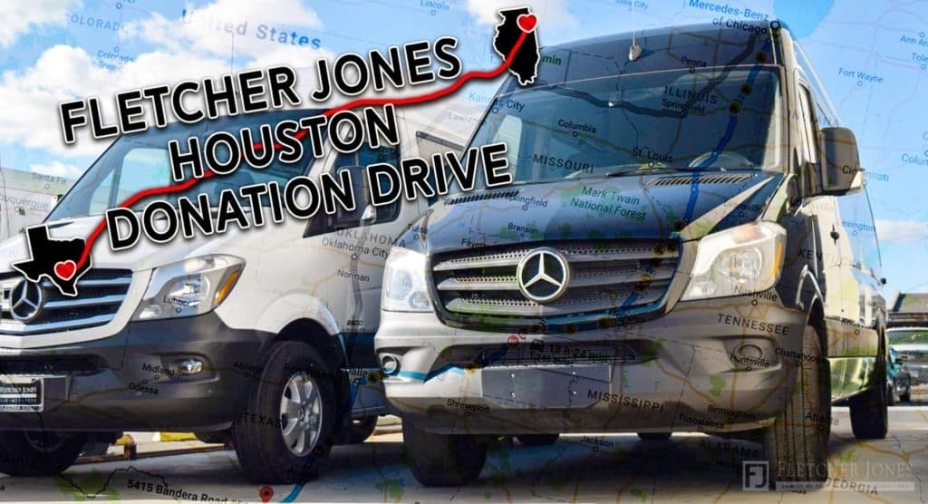 FJ Houston Donation Drive