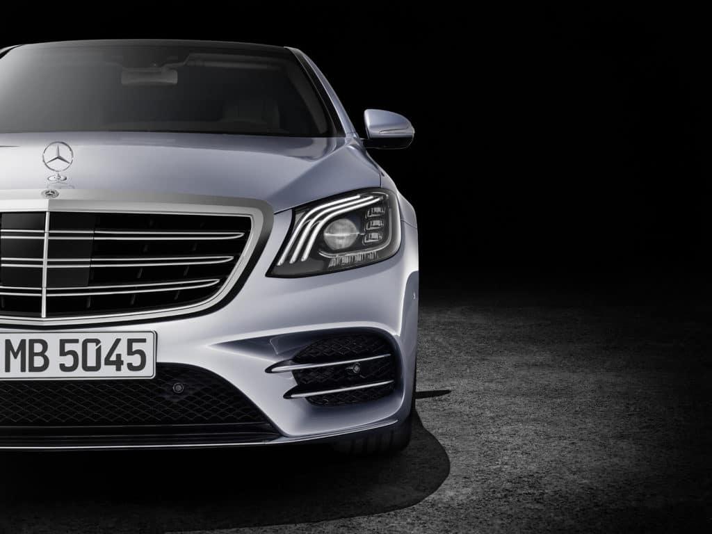 Mercedes-Benz S-Class Headlight