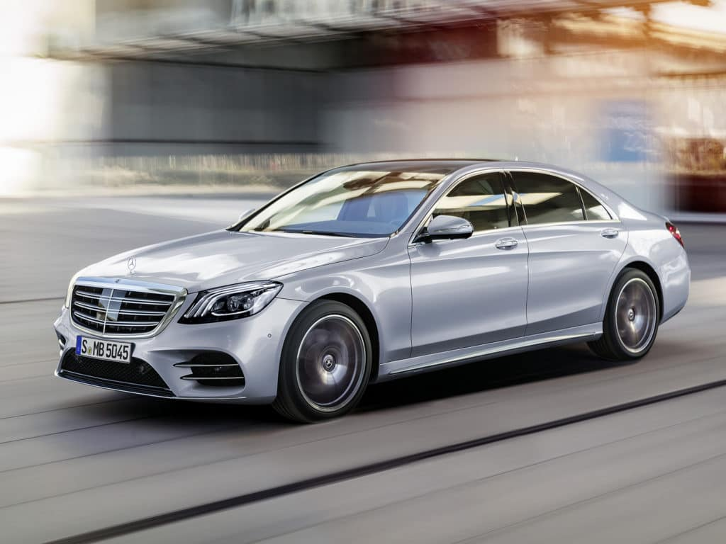 6 Exclusive New 2018 Mercedes Benz S Class Features You Need