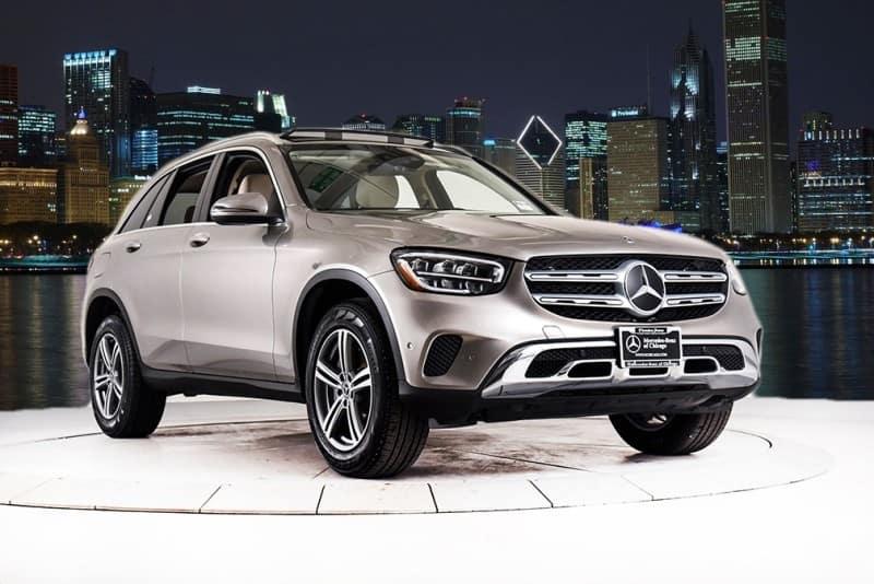 Previous Loaner 2021 Mercedes-Benz All Wheel Drive 4MATIC® GLC 300