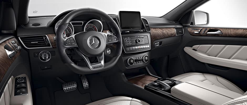 Mercedes Benz Interior >> 2019 Mercedes Benz Gle Coupe Interior Features Dimensions