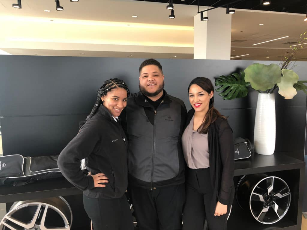 National Siblings Day Mercedes-benz of chicago