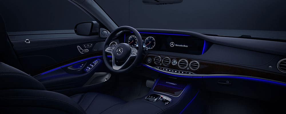 2018 Mercedes-Benz S-Class Interior: S 450 Features | MB ...