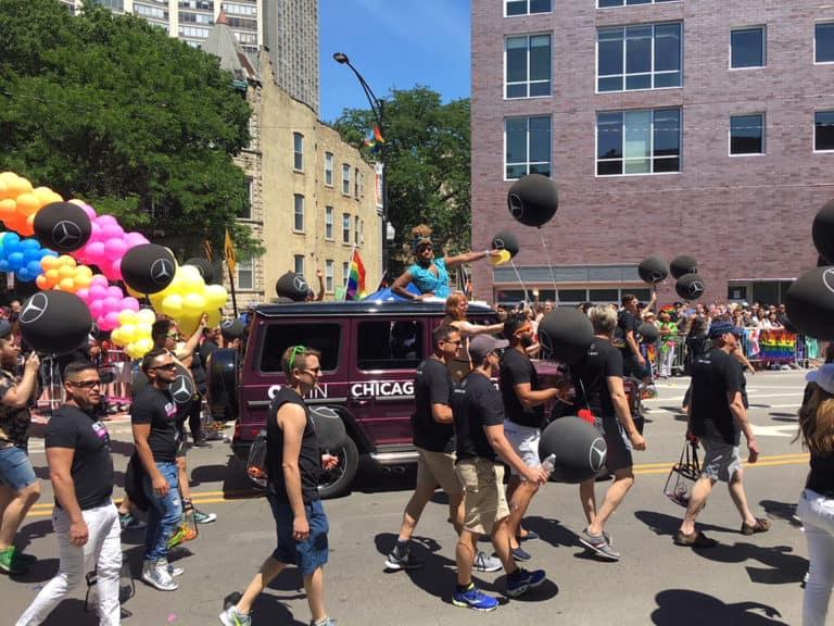 2018 Chicago Pride Parade