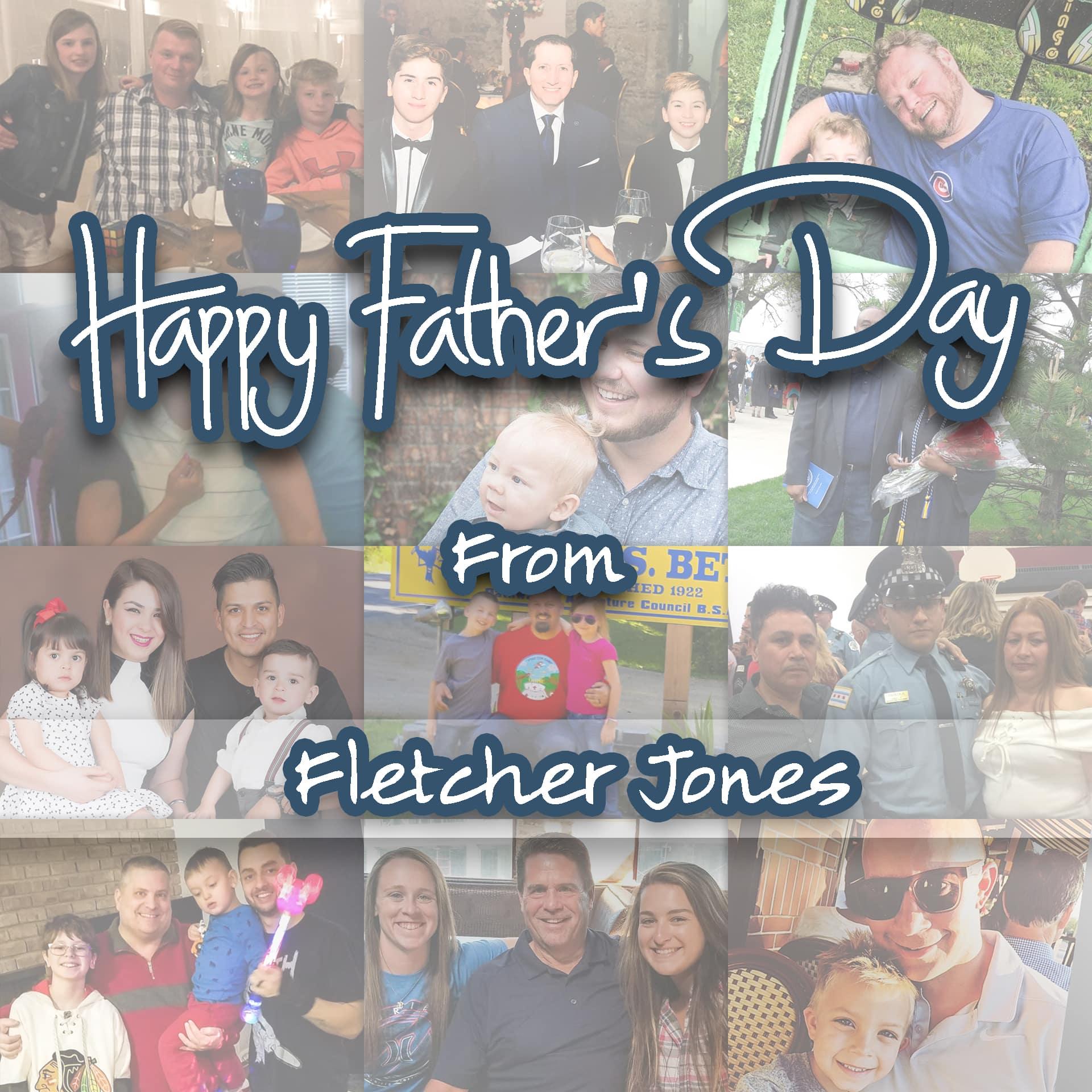 Happy Fathers Day From The Fletcher Jones Family MercedesBenz - Fletcher jones audi chicago