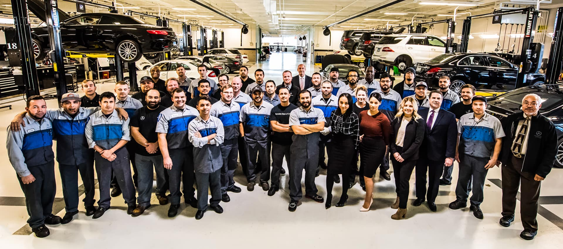 Mercedes-Benz Service Center in Chicago | All Makes and ...
