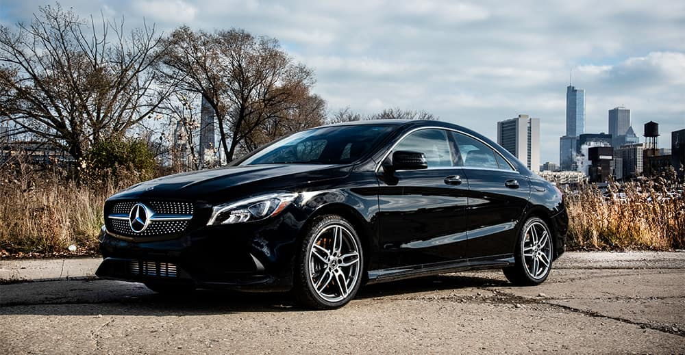 2019 CLA 250 Coupe 4MATIC<sup>®</sup>