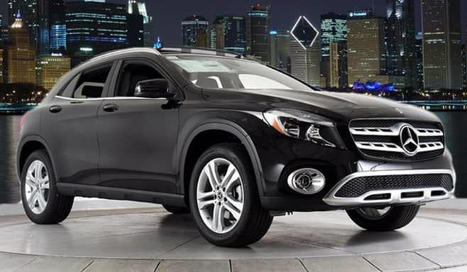 Certified Pre-Owned 2019 GLA 250 4MATIC<sup>®</sup> SUV