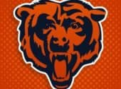 Arm in Arm with the Chicago Bears