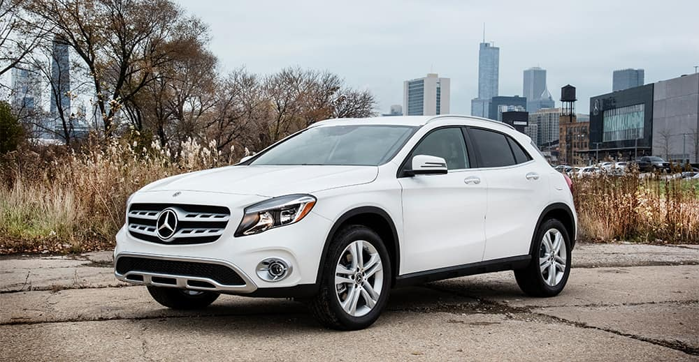 2019 GLA 250 4MATIC<sup>®</sup>