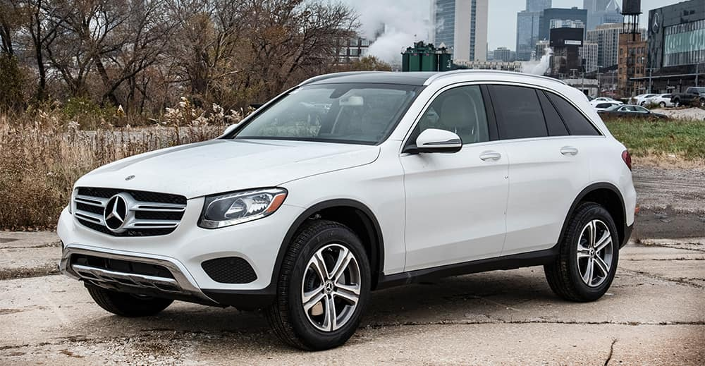 2019 GLC 300 4MATIC<sup>®</sup> SUV