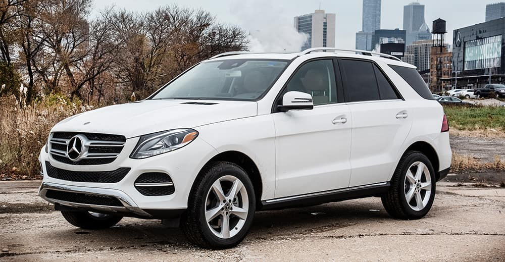 2019 GLE 400 4MATIC<sup>®</sup>